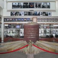 Gazi Üniversitesi Prof. Dr. Ülker Muncuk Müzesi